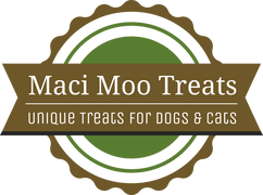 Maci Moo Treats logo